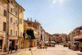 aix en provence vieille ville