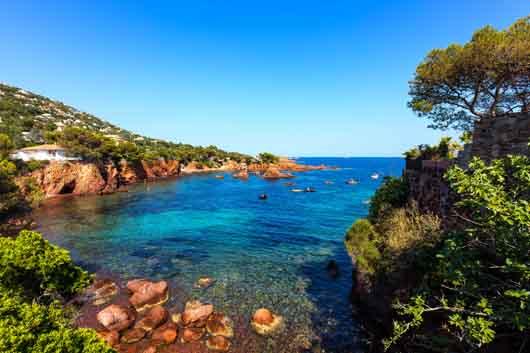 crique mediterranée