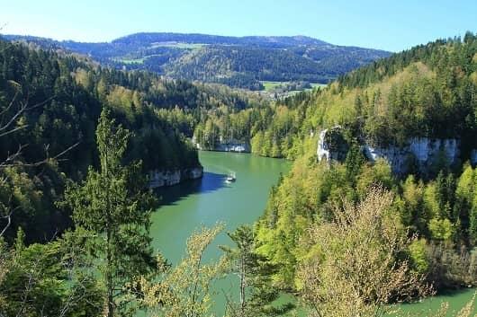 meandre du Doubs