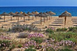 plage sud portugal