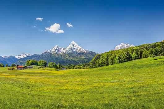 Côté montagne