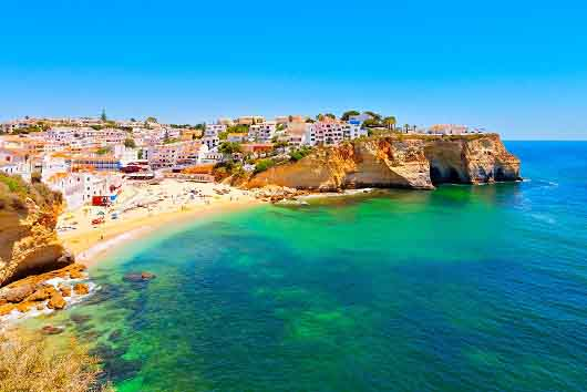 portugal cote algarve