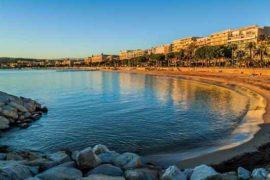 plage de Cannes