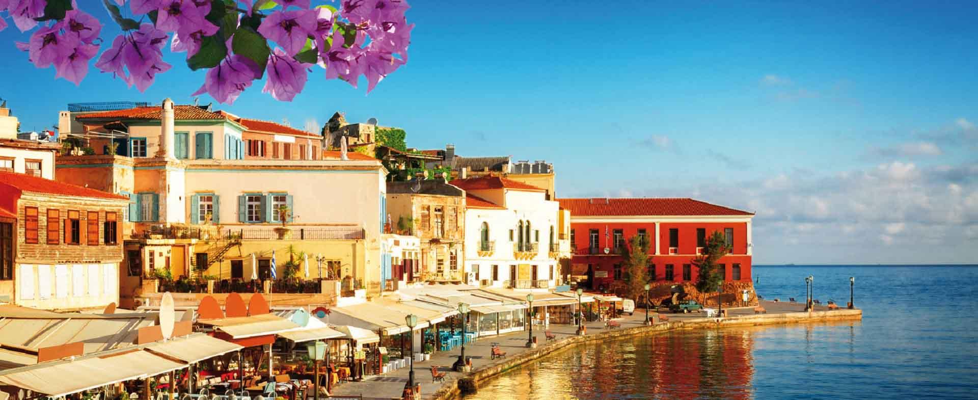 petit port de mediterranee