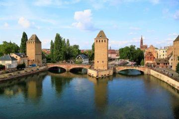 ponts de Strasbourg