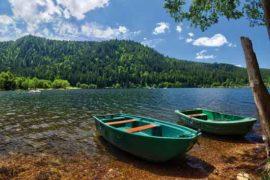 lac des Vosges