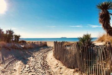 palge de sable