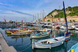 vieux port de Nice
